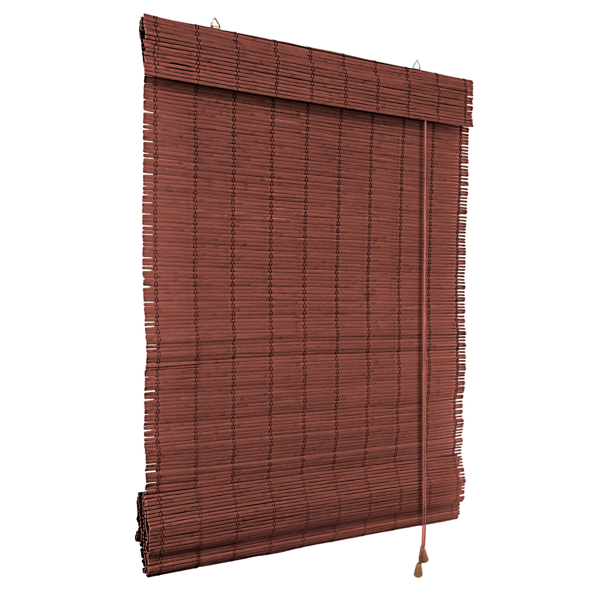 bambus raffrollo rollo faltenrollo f r fenster mit. Black Bedroom Furniture Sets. Home Design Ideas