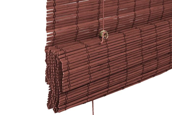 raffrollos bambusrollo fenster t ren bambus raffrollo sichtschutz holzrollo. Black Bedroom Furniture Sets. Home Design Ideas