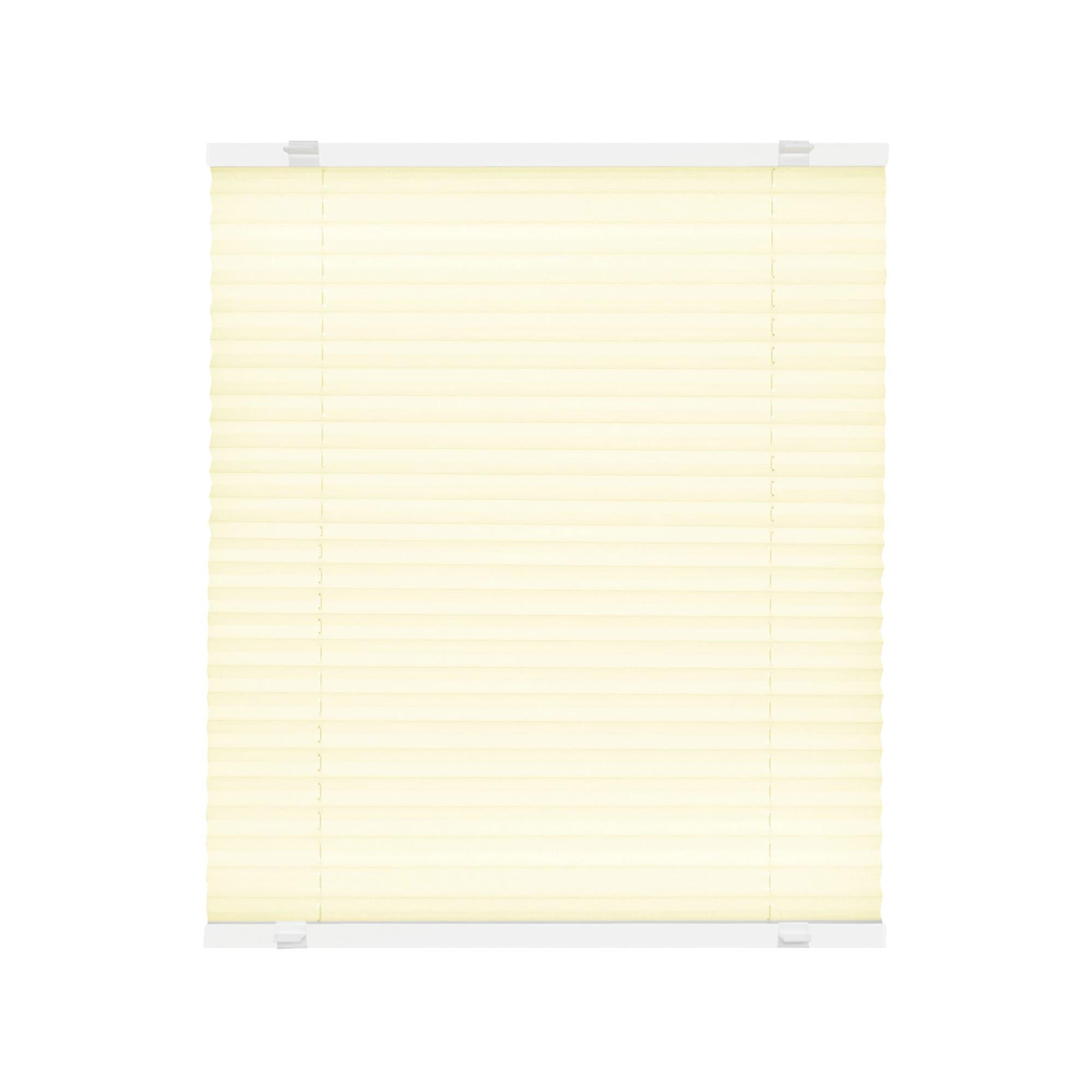 Klemmfix-Plissee-Faltrollo-ohne-Bohren-Fenster-Tuer-Plisseerollo-Plisee-Easyfix