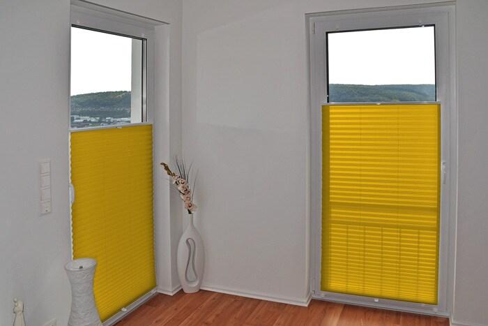plissee zum klemmen klemmfix easyfix plissees faltrollo plisseerollo ohne bohren. Black Bedroom Furniture Sets. Home Design Ideas