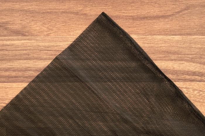 JAROLIFT Fliegengitter für Dachfenster mit Reißverschluss 130 x 150 cm, schwarz