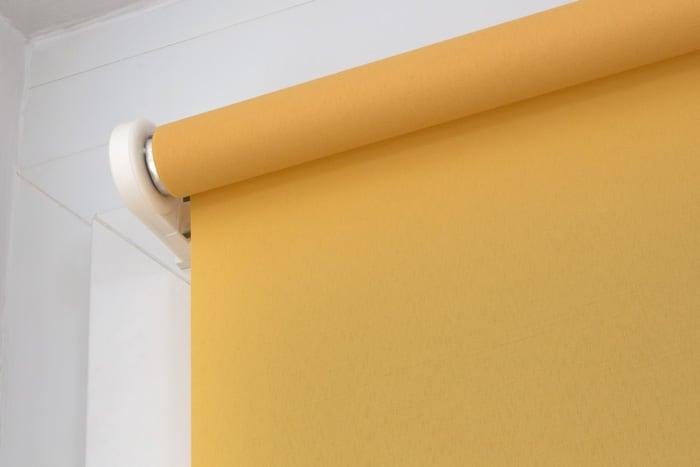 Fenster Rollo - Sichtschutzrollo / Verdunkelungsrollo