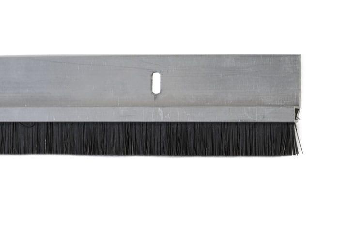 diha roka insektenschutz b rstendichtung mit aluschiene 13mm. Black Bedroom Furniture Sets. Home Design Ideas