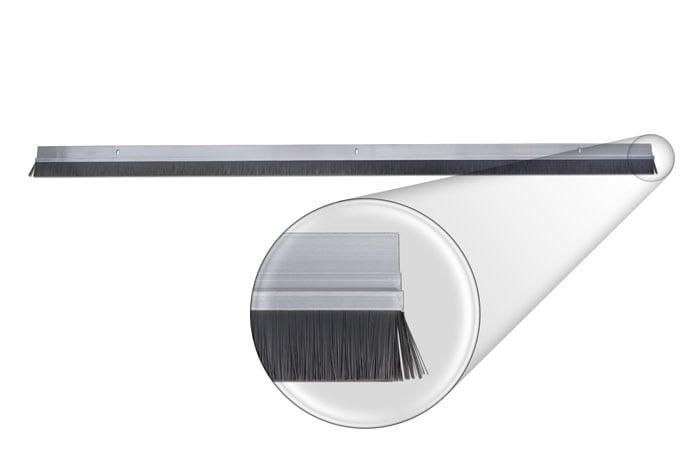 universal set rollladen b rsten dichtung ab d mmung rolladen kasten isolierung ebay. Black Bedroom Furniture Sets. Home Design Ideas
