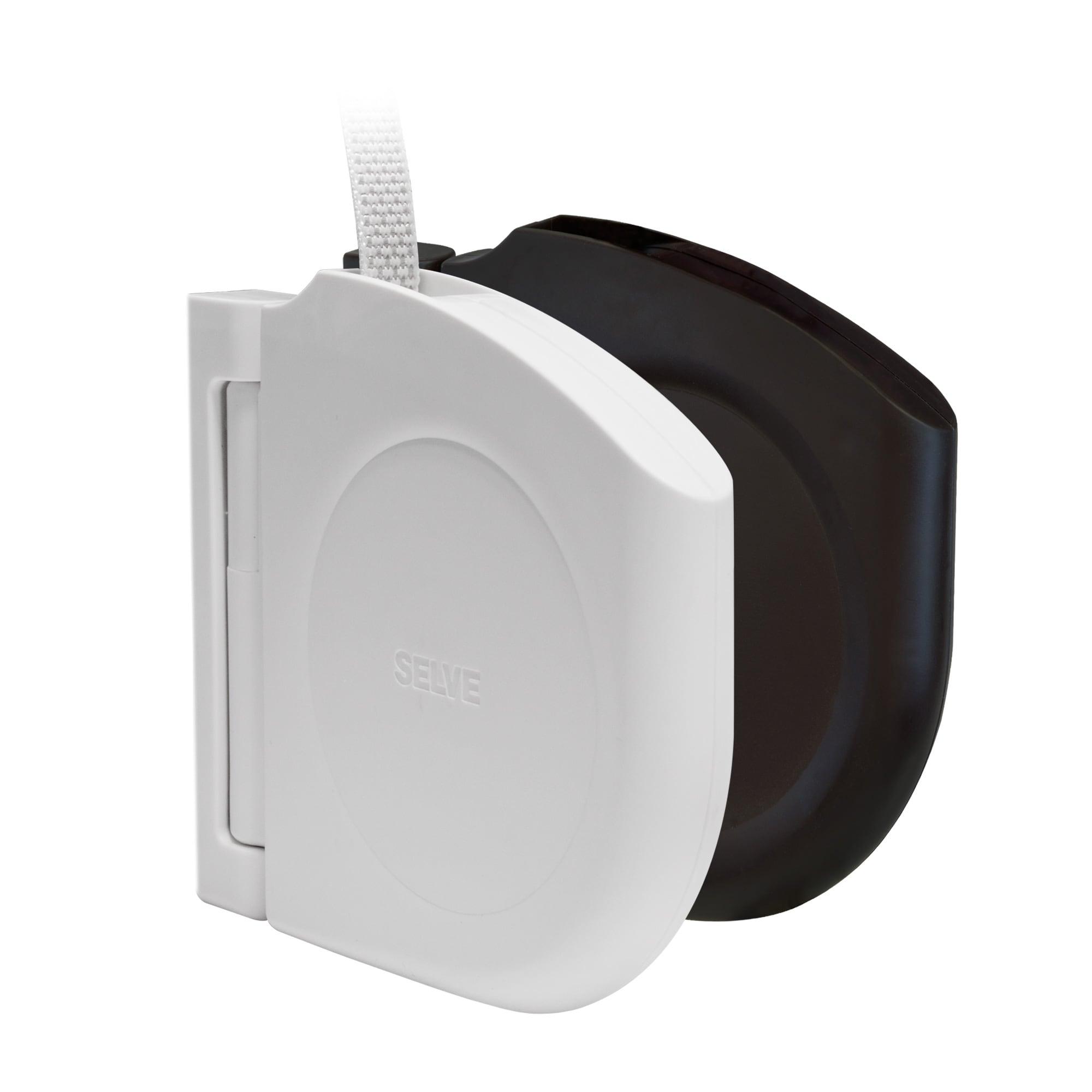 einlass unterputz gurtwickler rolladenwickler mit clip abdeckplatte set jarolift ebay. Black Bedroom Furniture Sets. Home Design Ideas