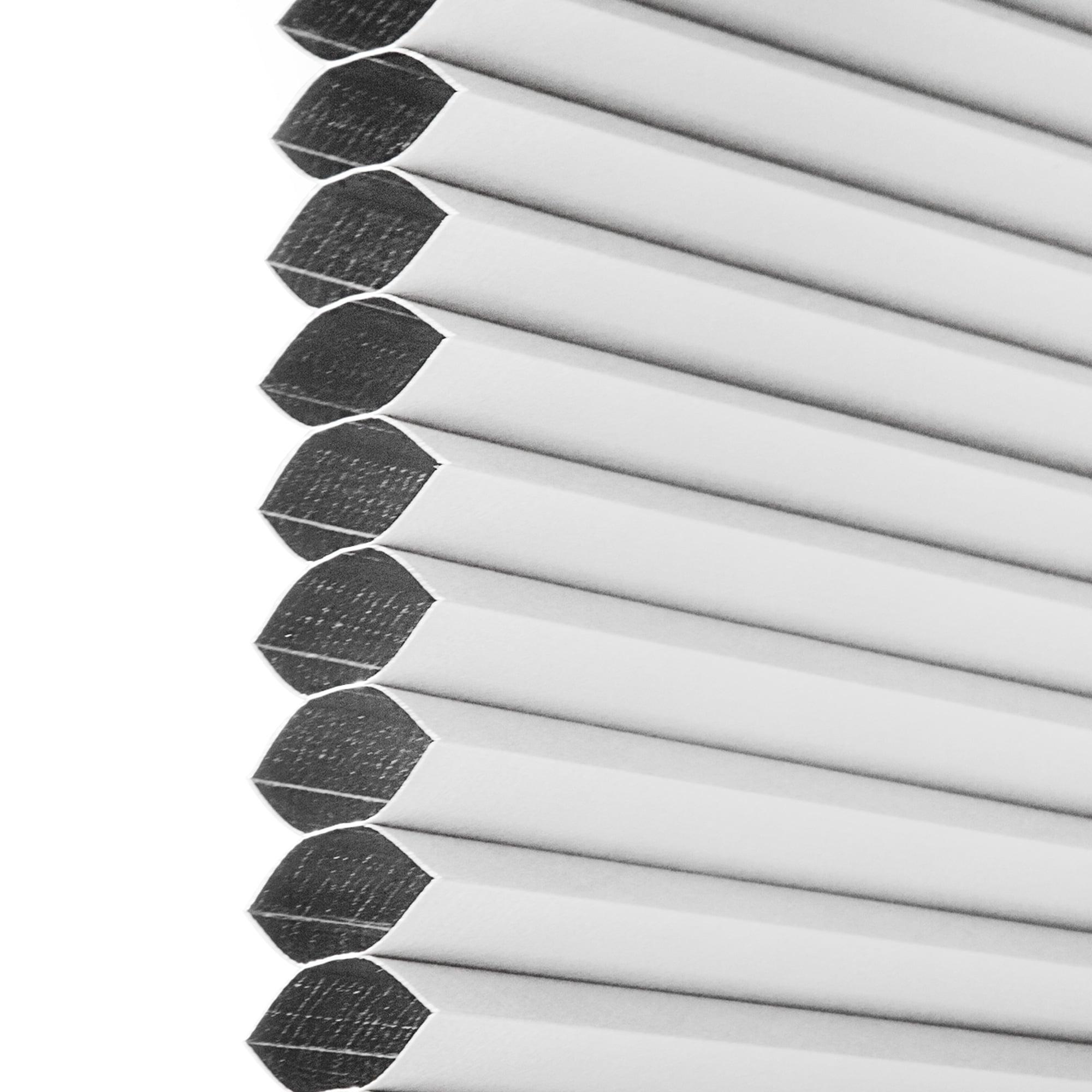 plissee wabenplissee thermoschutz blickdicht top qualit t faltrollo plisseerollo ebay. Black Bedroom Furniture Sets. Home Design Ideas