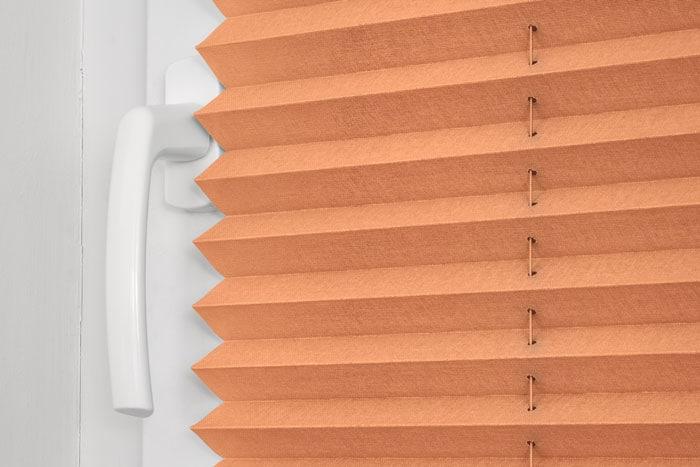 freih ngende plissees plissee jalousien lichtdurchl ssig plissee rollo ebay. Black Bedroom Furniture Sets. Home Design Ideas
