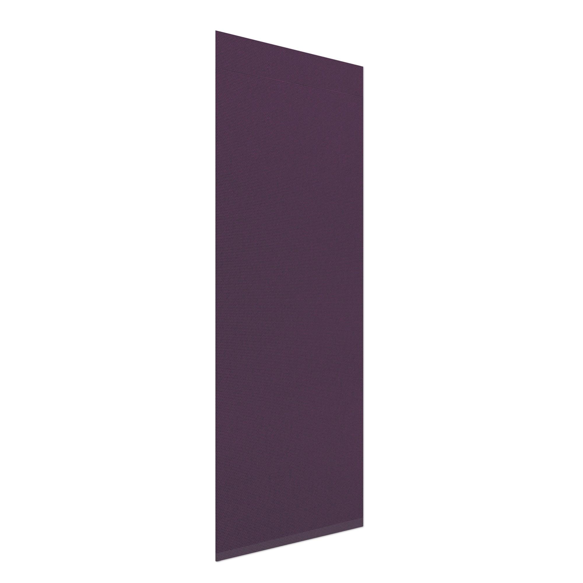 panneau japonais victoria m rideau coulissant 60x250cm couleur et tissu au choix ebay. Black Bedroom Furniture Sets. Home Design Ideas