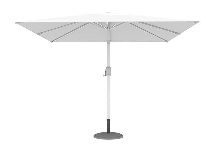 Sonnenschirm Gartenschirm Alu Schirm Kurbel UV