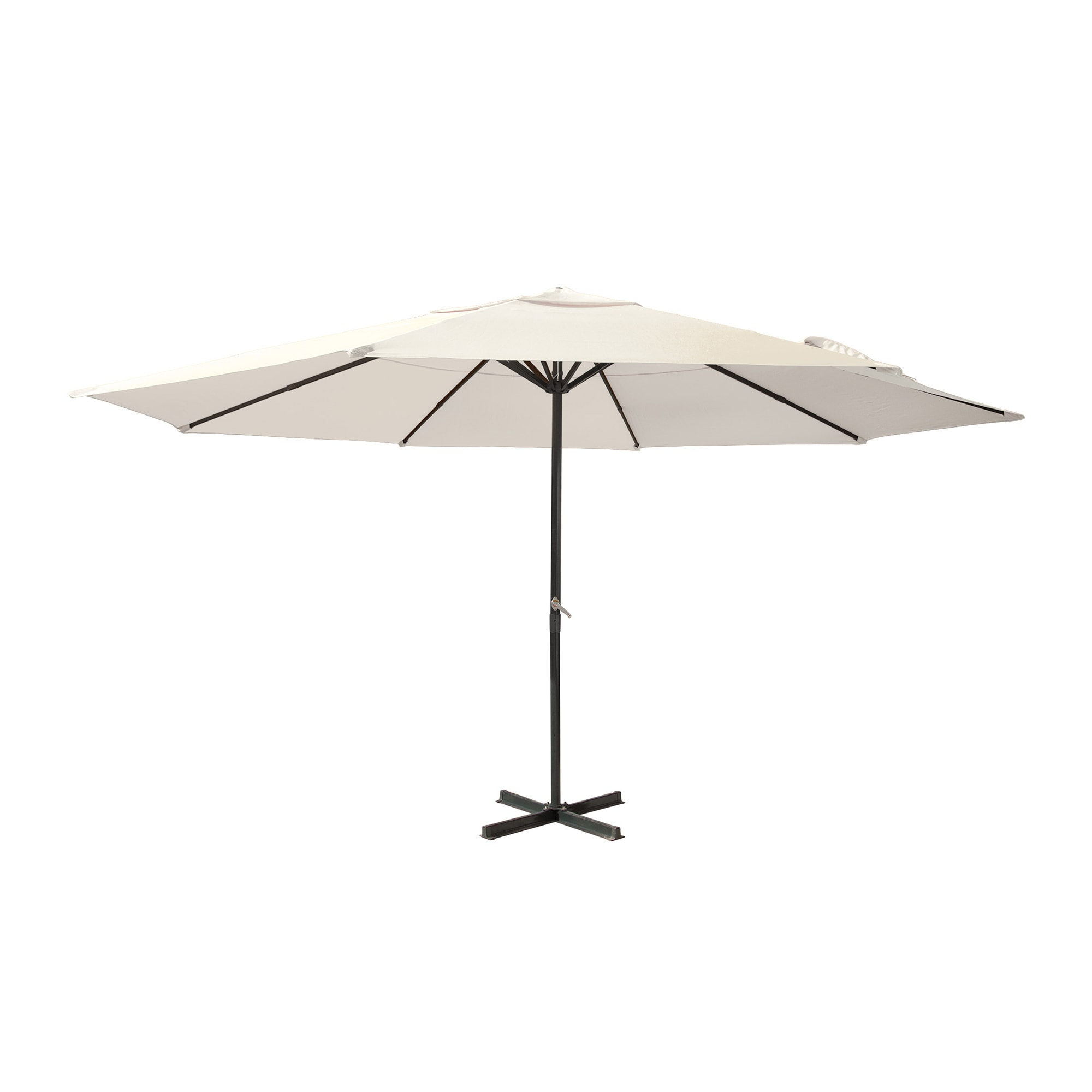 sonnenschirm gro schirm marktschirm gartenschirm wei schirm sonnenschutz ebay. Black Bedroom Furniture Sets. Home Design Ideas