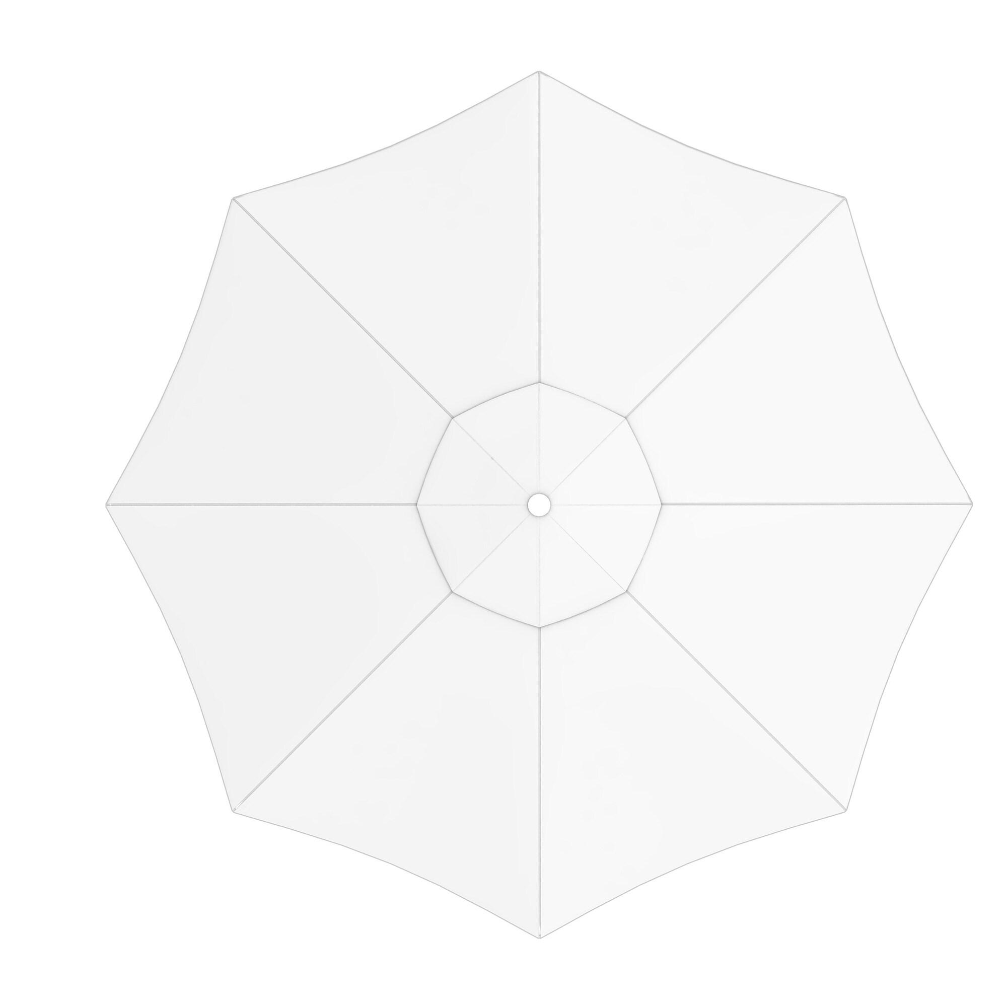paramondo sonnenschirm ampelschirm bezug schirmbezug bespannung airvent ersatz ebay. Black Bedroom Furniture Sets. Home Design Ideas