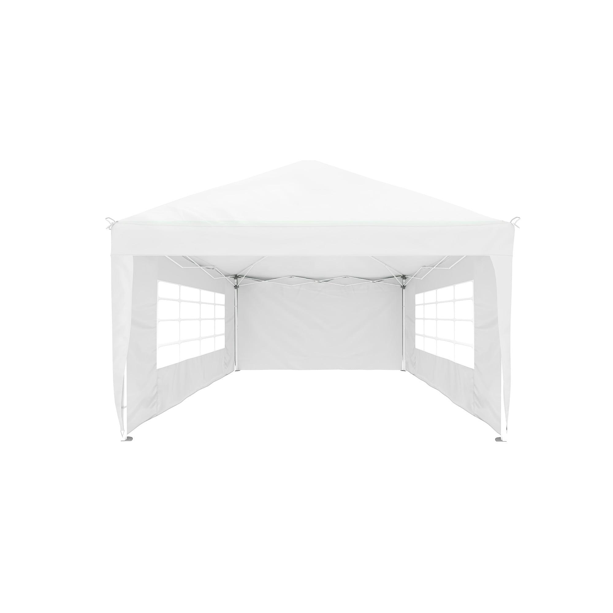 klapp falt pavillon wasserdicht weiss 3x3m premiumstoff. Black Bedroom Furniture Sets. Home Design Ideas
