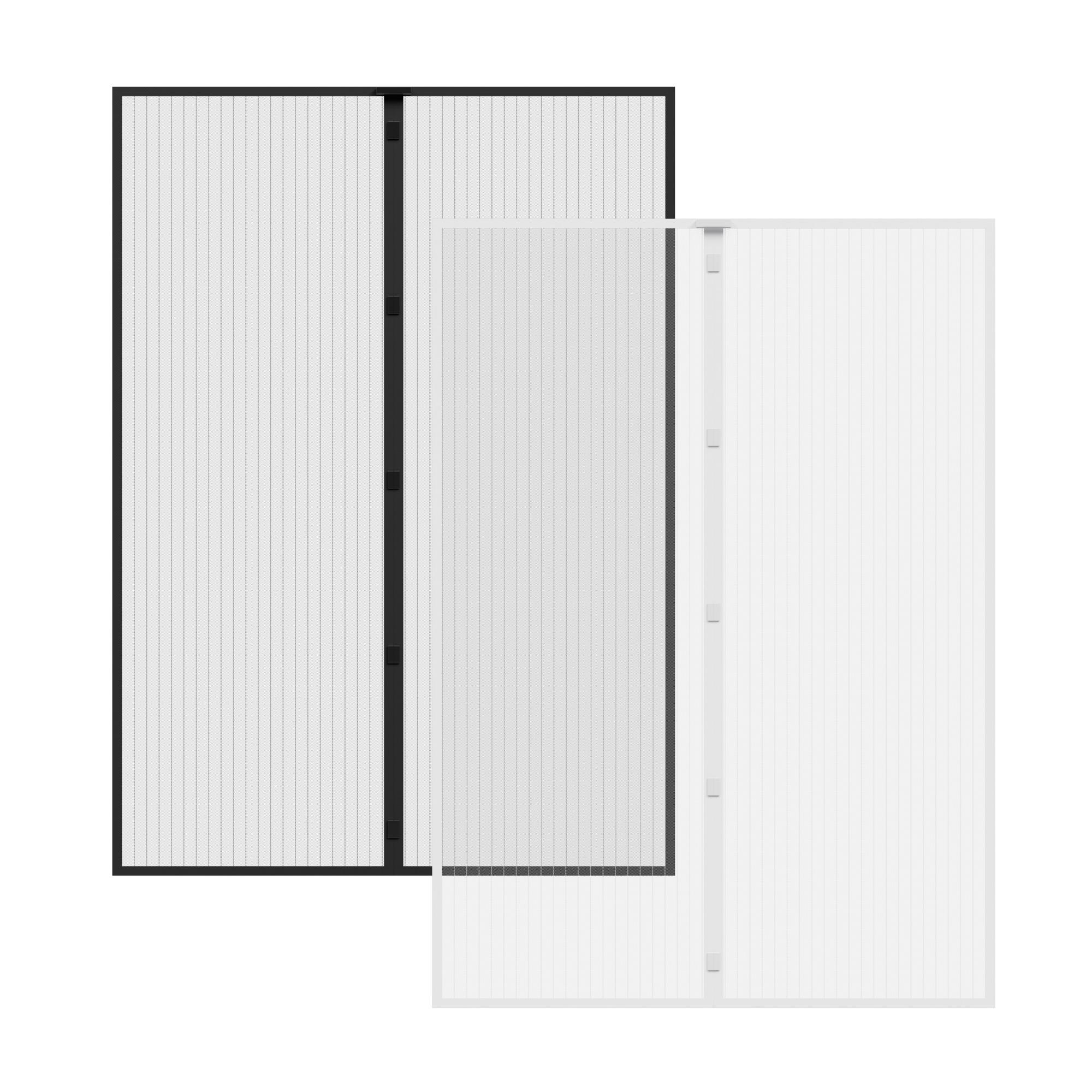 gitter fliegengitter spannrahmen aluminium fenster slimline m cke insektenschutz ebay. Black Bedroom Furniture Sets. Home Design Ideas
