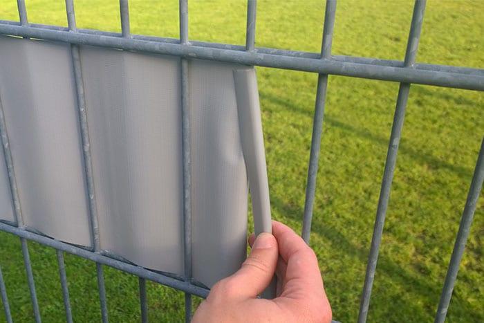 Sichtschutzstreifen Aus Pvc Sichtschutzfolien Fur Zaune