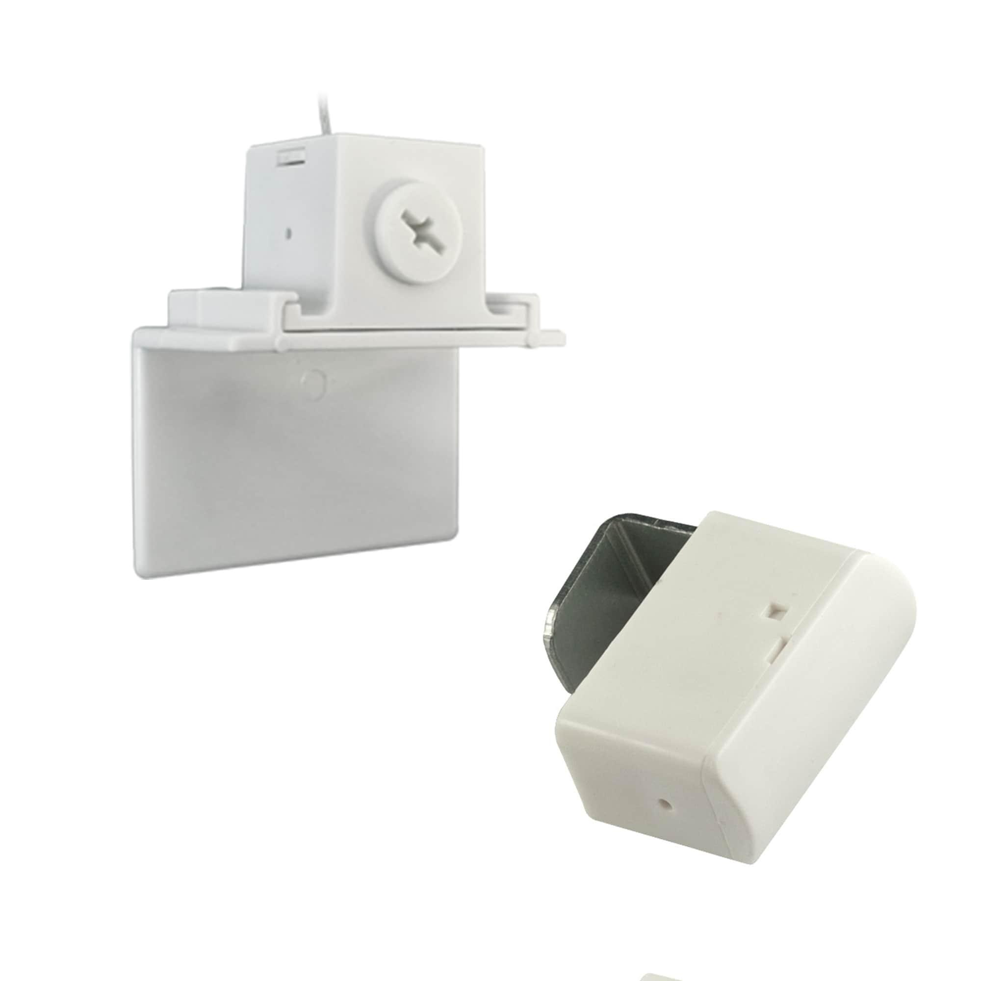 ersatzteilsets f r easyfix plissees victoria m plissee klemmfix plisseejalousie ebay. Black Bedroom Furniture Sets. Home Design Ideas