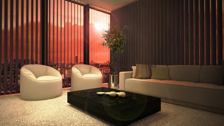 lamellenschiene lamellenvorhang schiene kaufen. Black Bedroom Furniture Sets. Home Design Ideas
