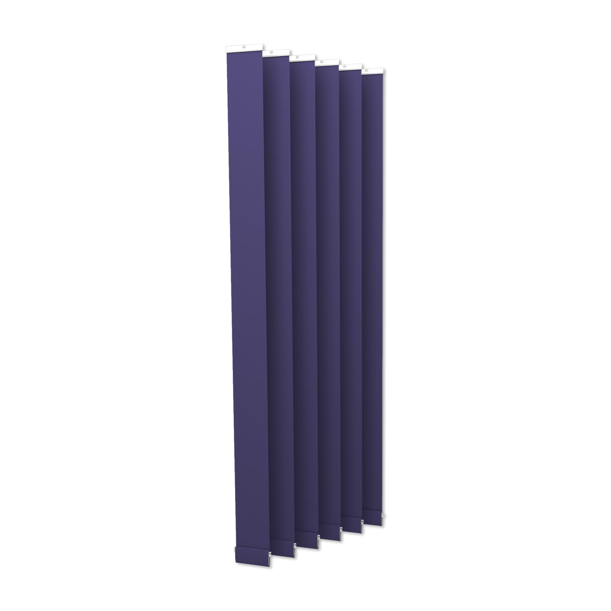lamellenvorhang 89mm vertikaljalousie schiebevorhang ersatzlamellen victoria m ebay. Black Bedroom Furniture Sets. Home Design Ideas
