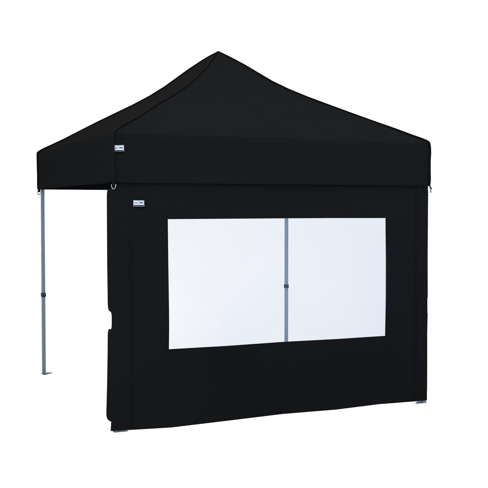 Seitenwand f r pavillon gartenzelt t r fenster moskitonetz for Klebefolie fenster schwarz