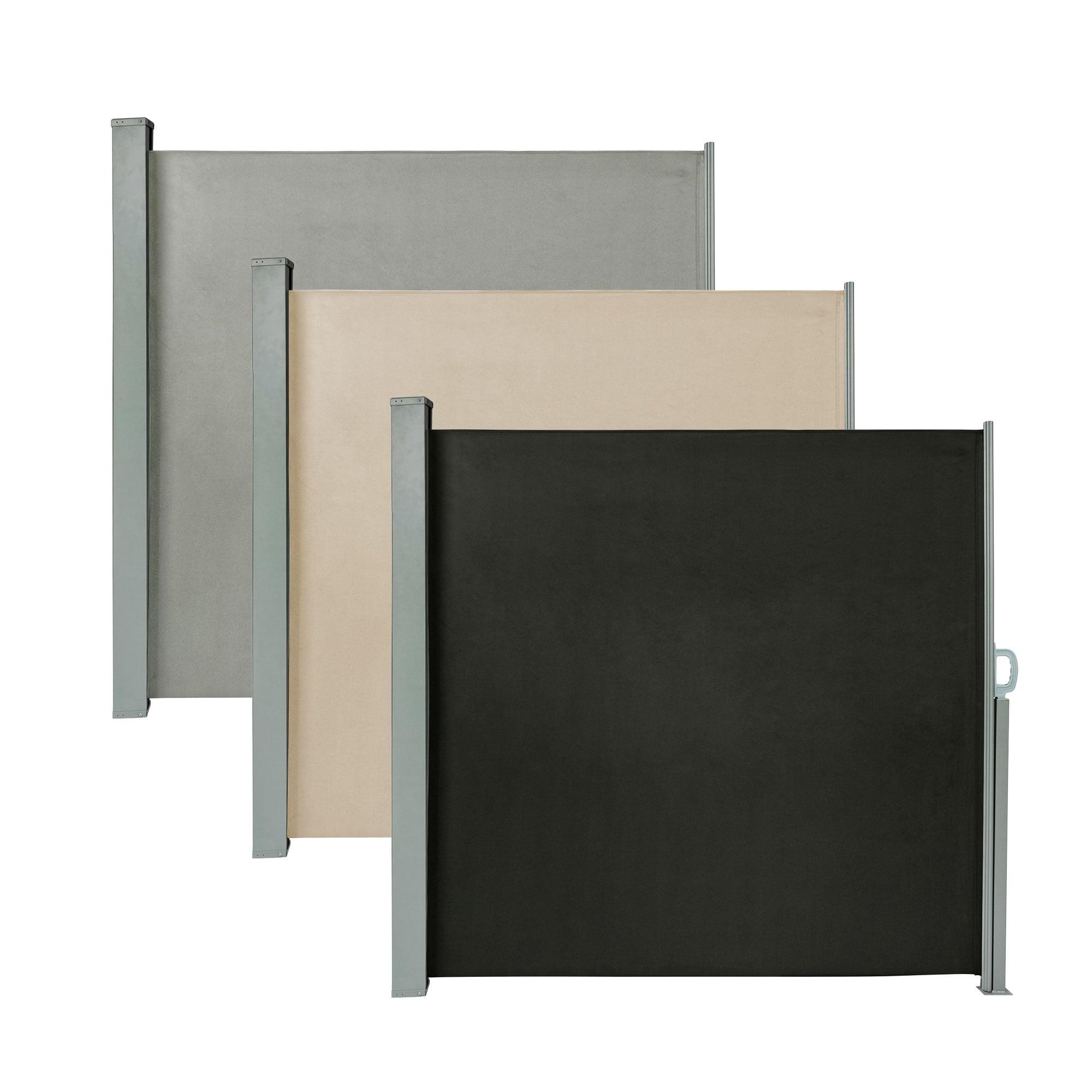 markise balkonmarkise klemmmarkise garten sonnenschutz einziehbar ohne bohren ebay. Black Bedroom Furniture Sets. Home Design Ideas