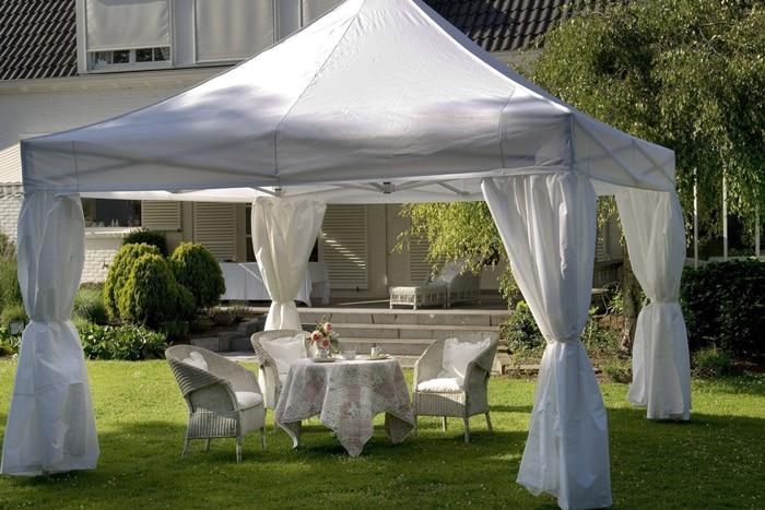 faltpavillon pro pavillon festzelt gartenpavillon. Black Bedroom Furniture Sets. Home Design Ideas