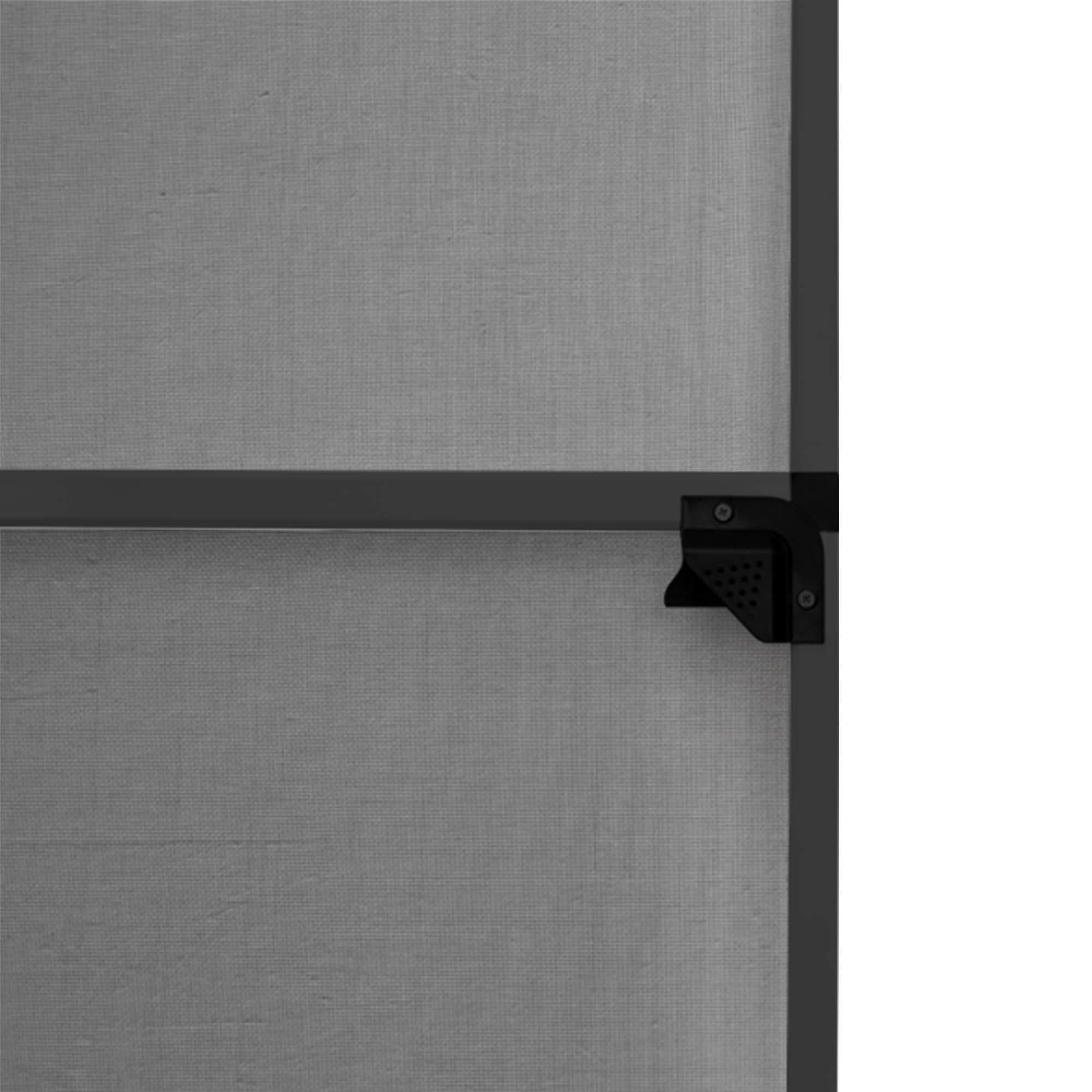 Fliegengitter-Tuerrahmen-Insektenschutz-Tuer-Drehrahmen-Rahmen-Tuergitter-120x220cm Indexbild 16