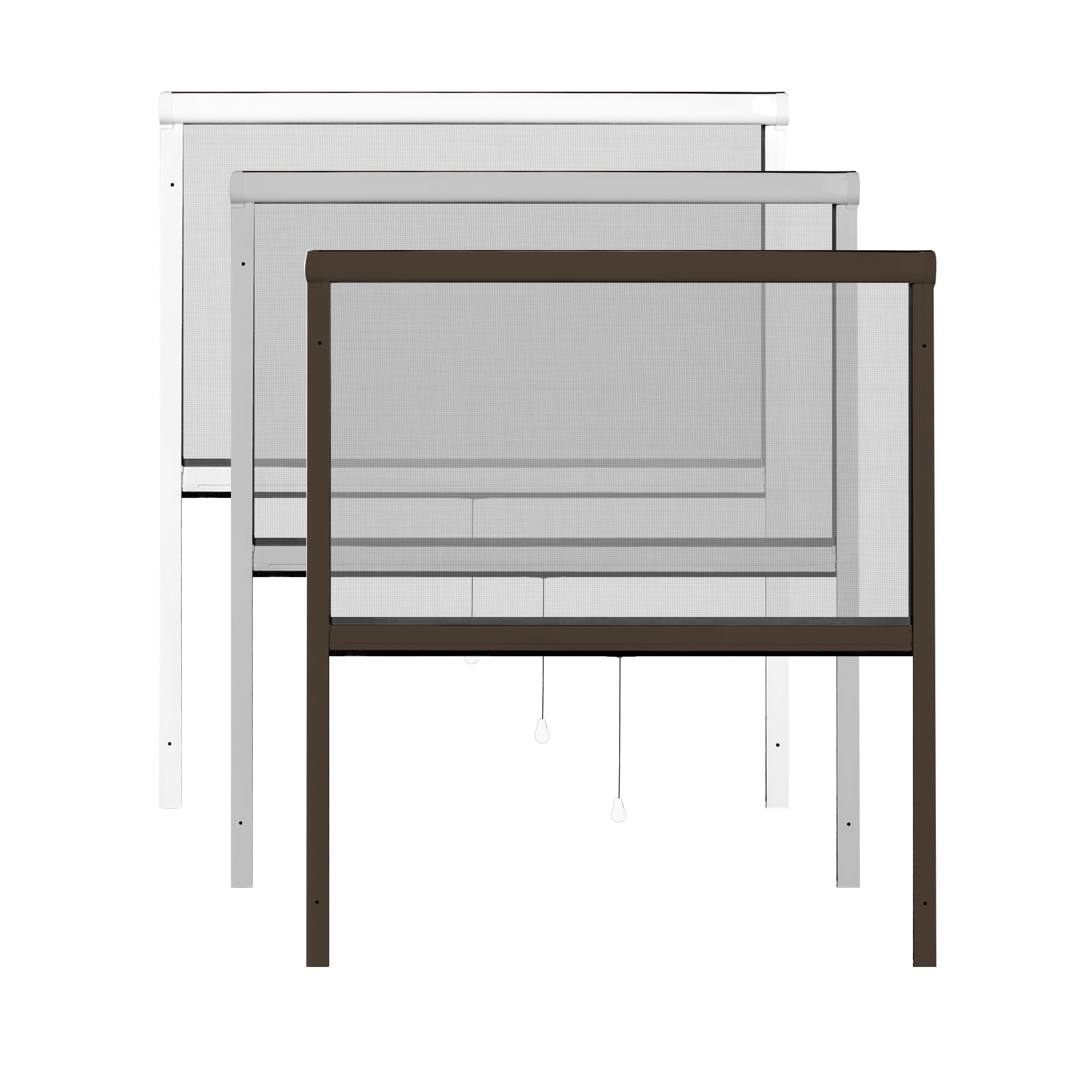 jarolift insektenschutz drehrahmen t rrahmen fliegengitter t r 120x220cm wei ebay. Black Bedroom Furniture Sets. Home Design Ideas