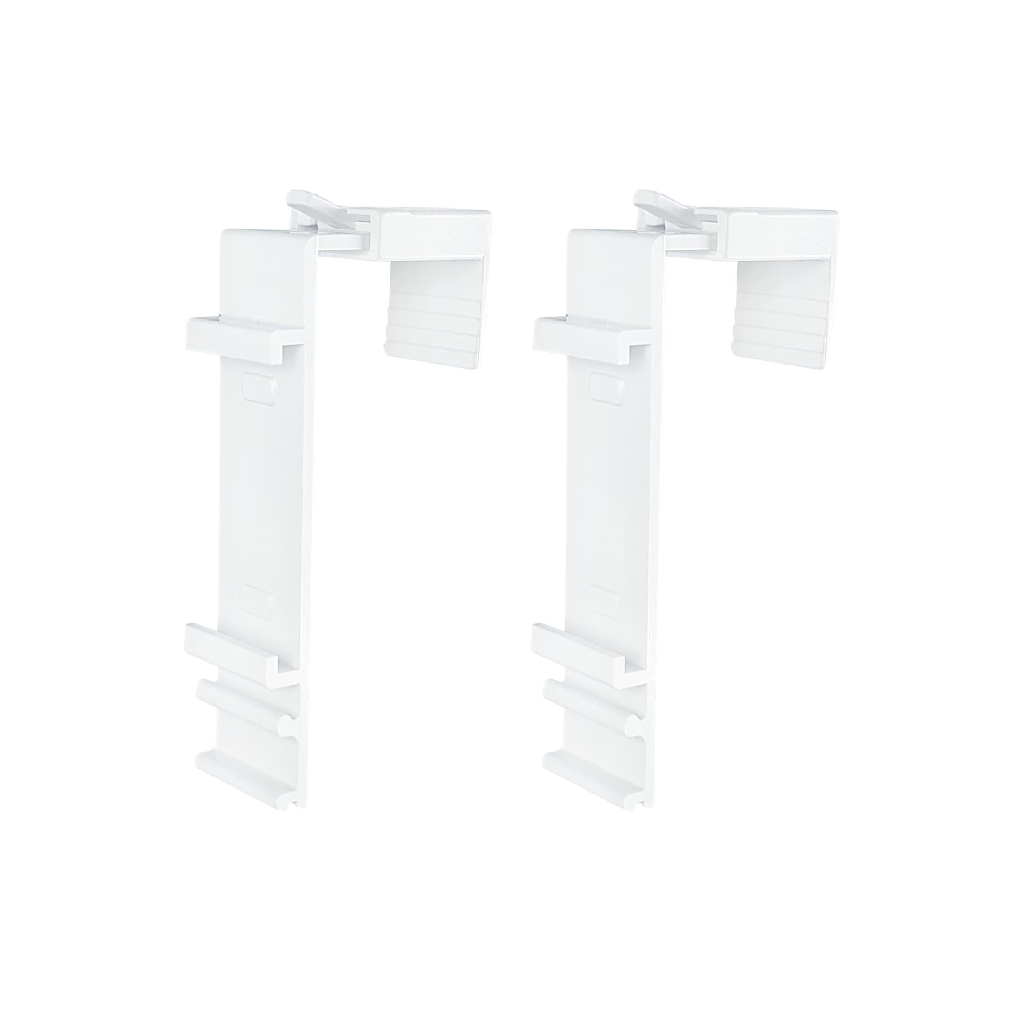 Comment Fixer Une Tonnelle Sans Percer détails sur support de serrage store double enrouleur fixation stores  montage sans perçage