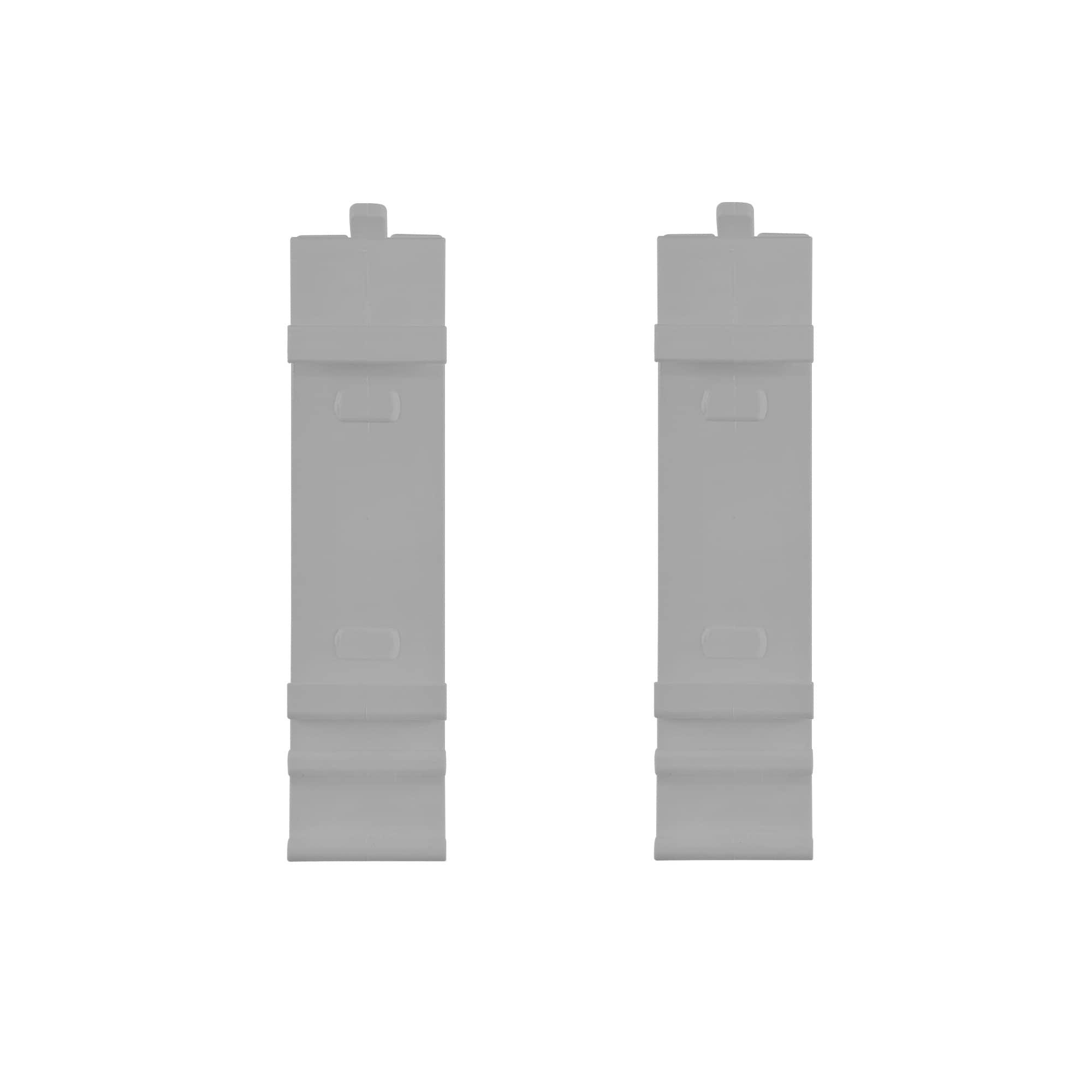 Jeu de 10 Embouts plats SL2 1//4x50mm Pour visseuse d/évisseuse tournevis C1180 Aerzetix