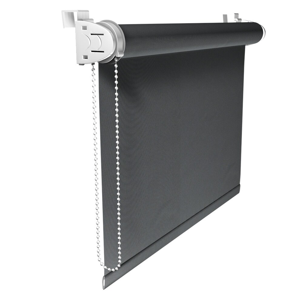 klemmfix verdunkelungsrollo klemmrollo kettenzug fenster rollo klemmhalter neu ebay. Black Bedroom Furniture Sets. Home Design Ideas